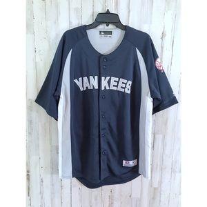 Yankees Genuine Merchandise Jersey size large